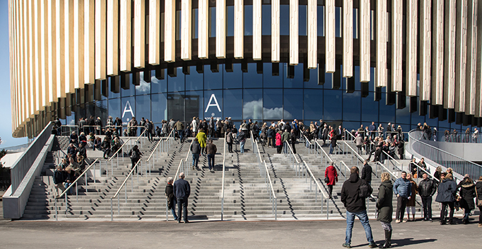 3XN completes the Royal Arena in Copenhagen