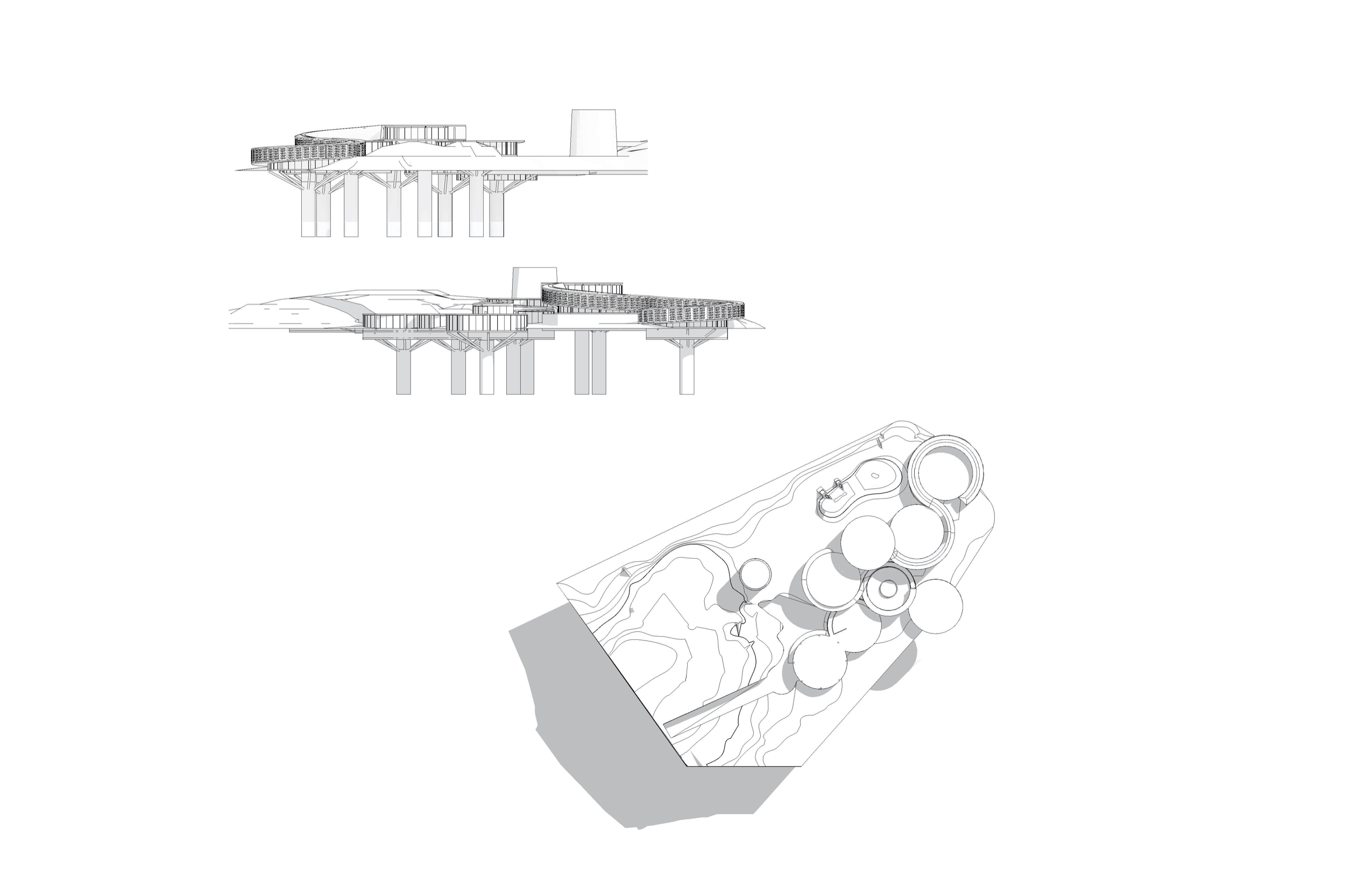 elevations drawing plans