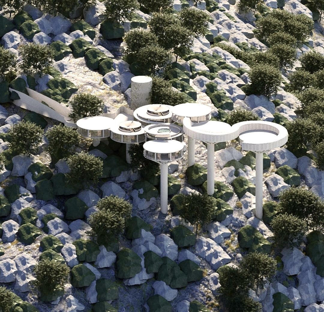Ibiza Artist House designed by A+A arquitectos