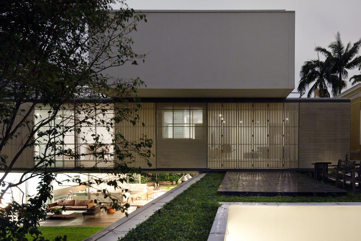 Belgica House designed by AMZ Arquitetos in Sao Paulo Brazil