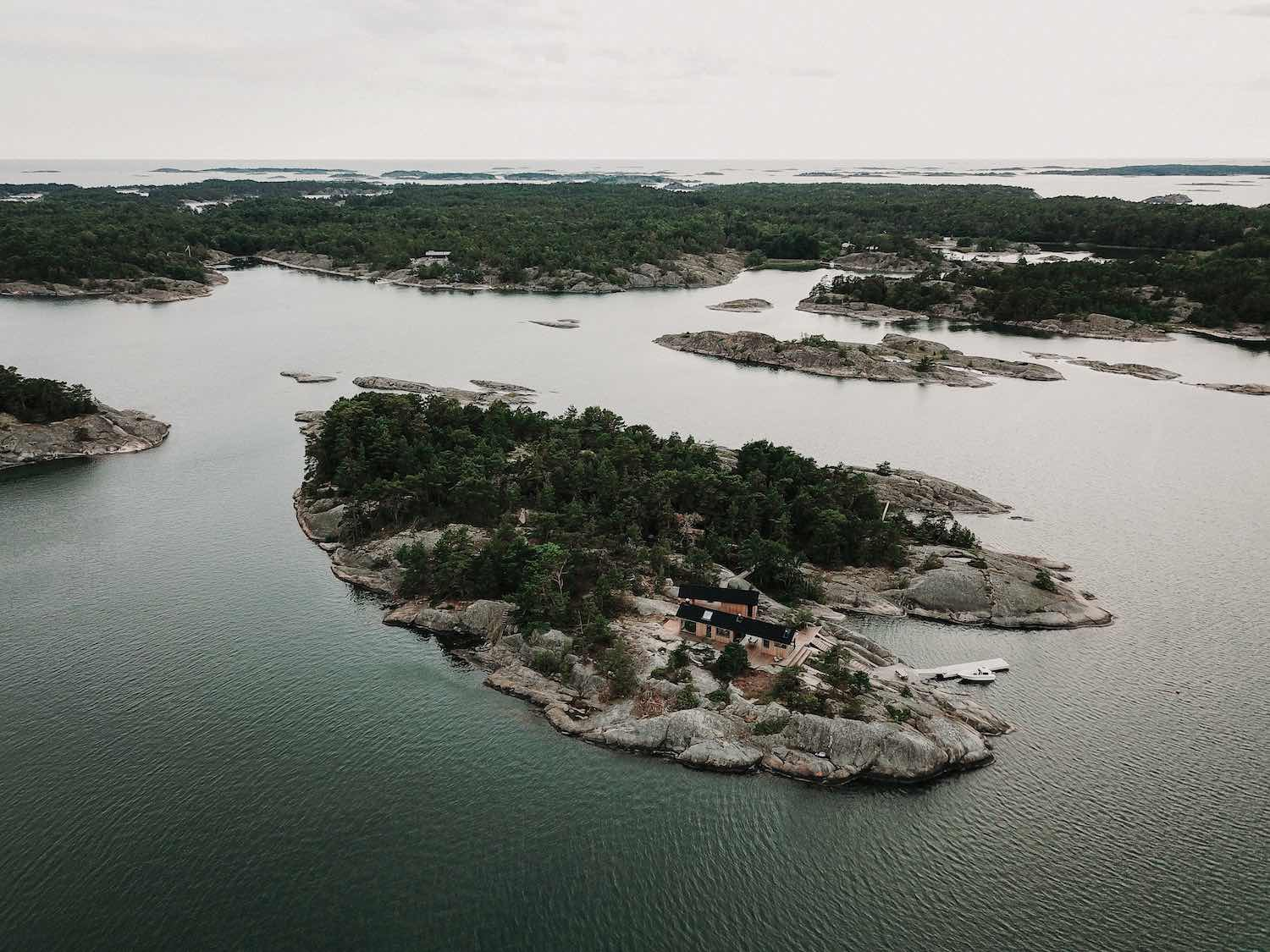 archipelago national park in Finland