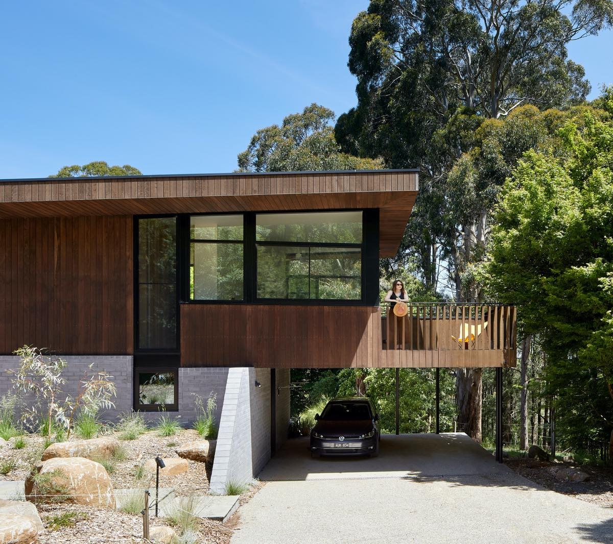 Olinda House designed by BENT Architecture