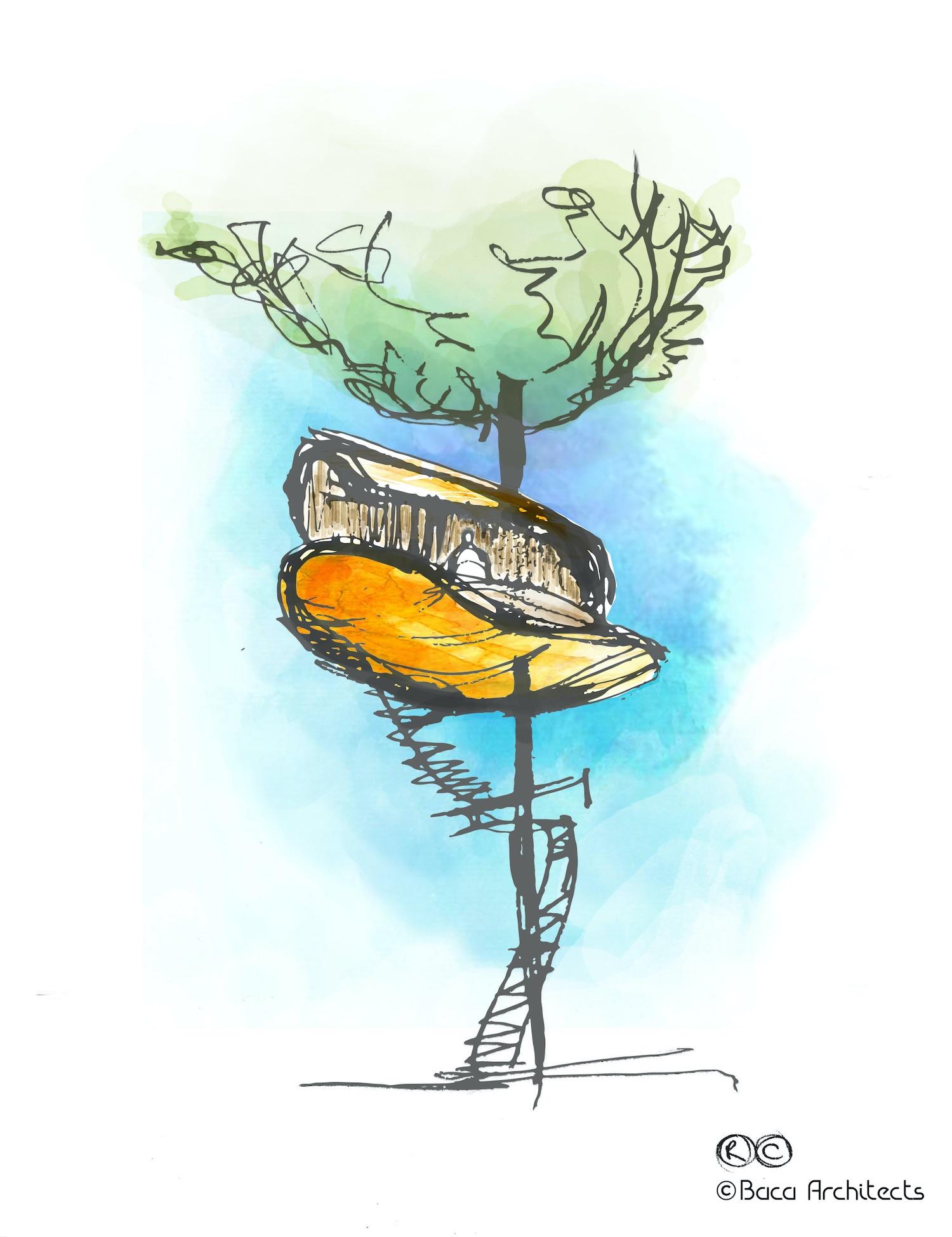 Picture of: Biku Treehouse In Bocas Del Toro Panama Hotel