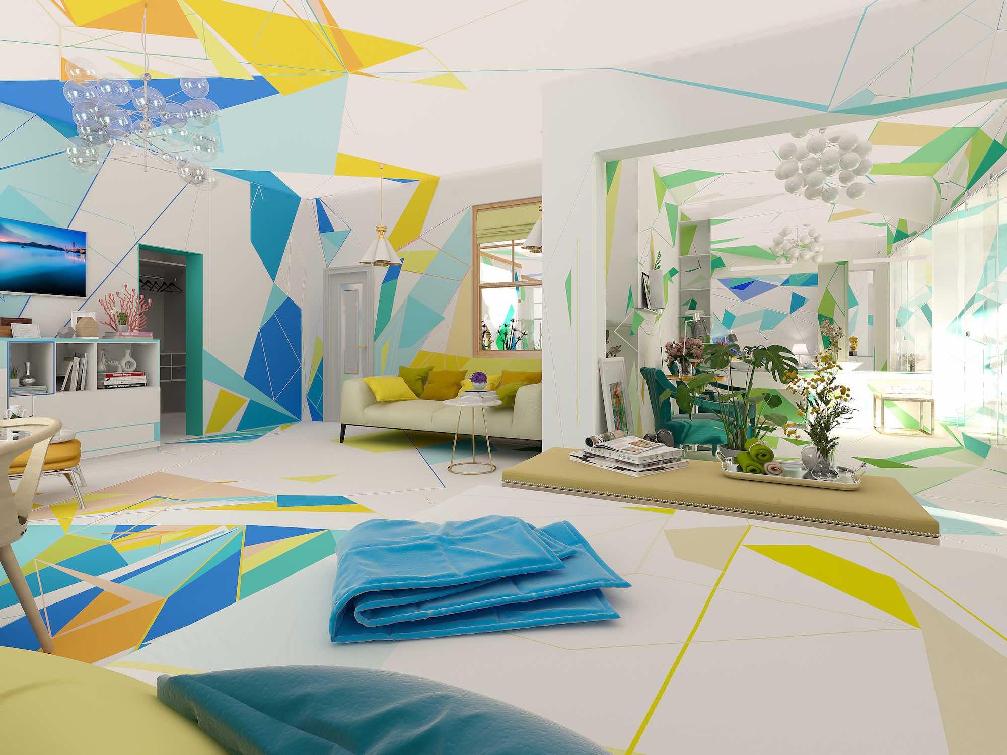 Garden of Impressionist designed by Brani & Desi