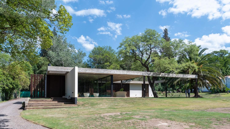 concrete house located in Cordoba Argentina