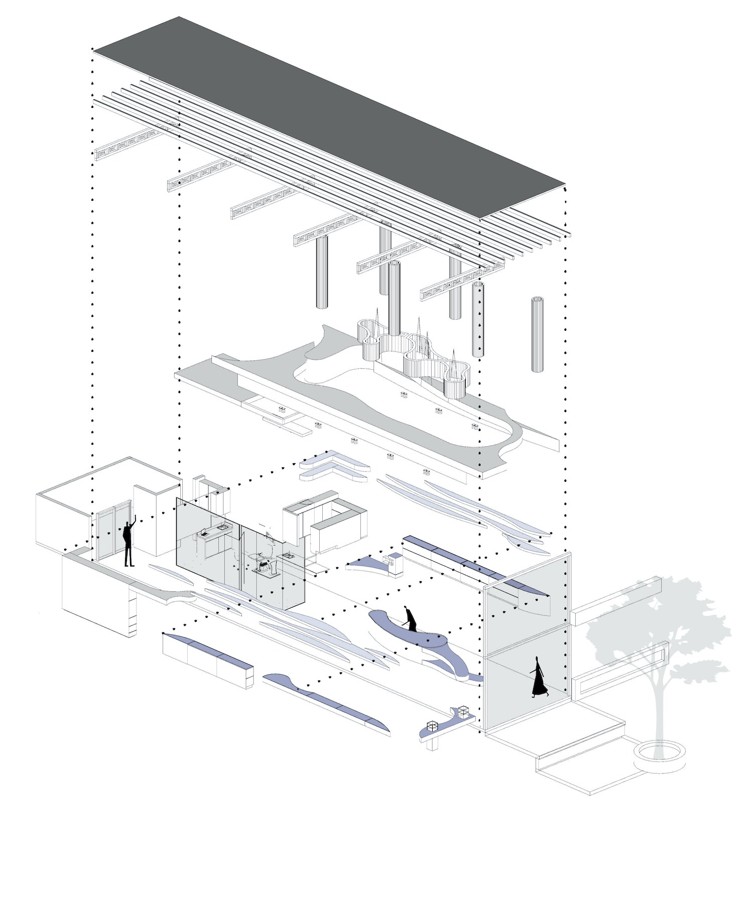 architectural drawing detail