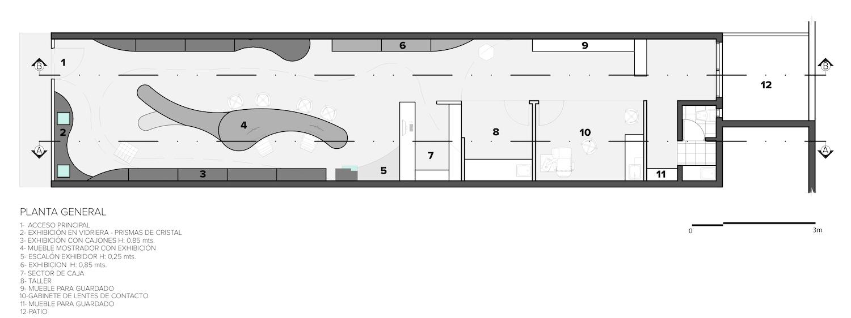 architectural plan