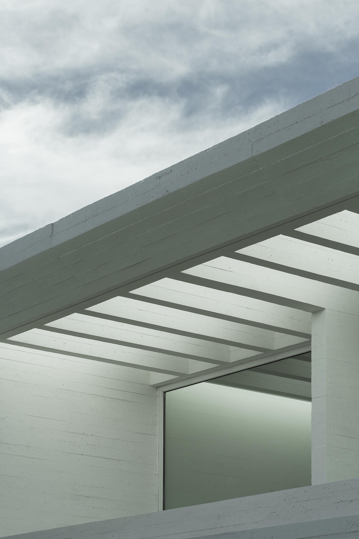 AV House designed by Cristián Romero Valente in Chile