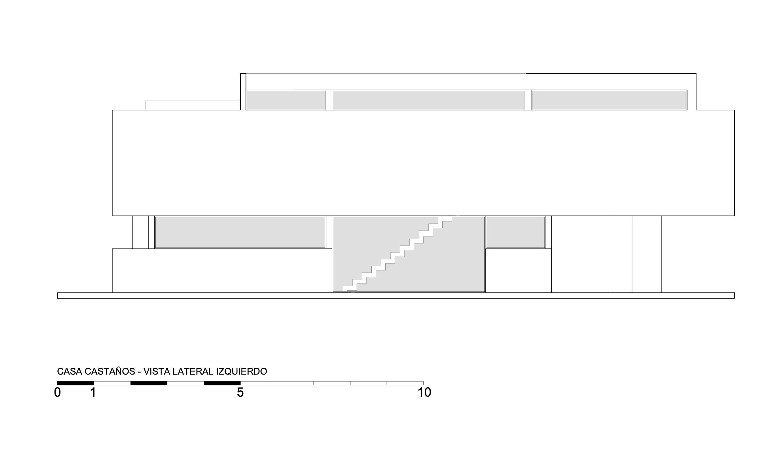 Left-side Elevation