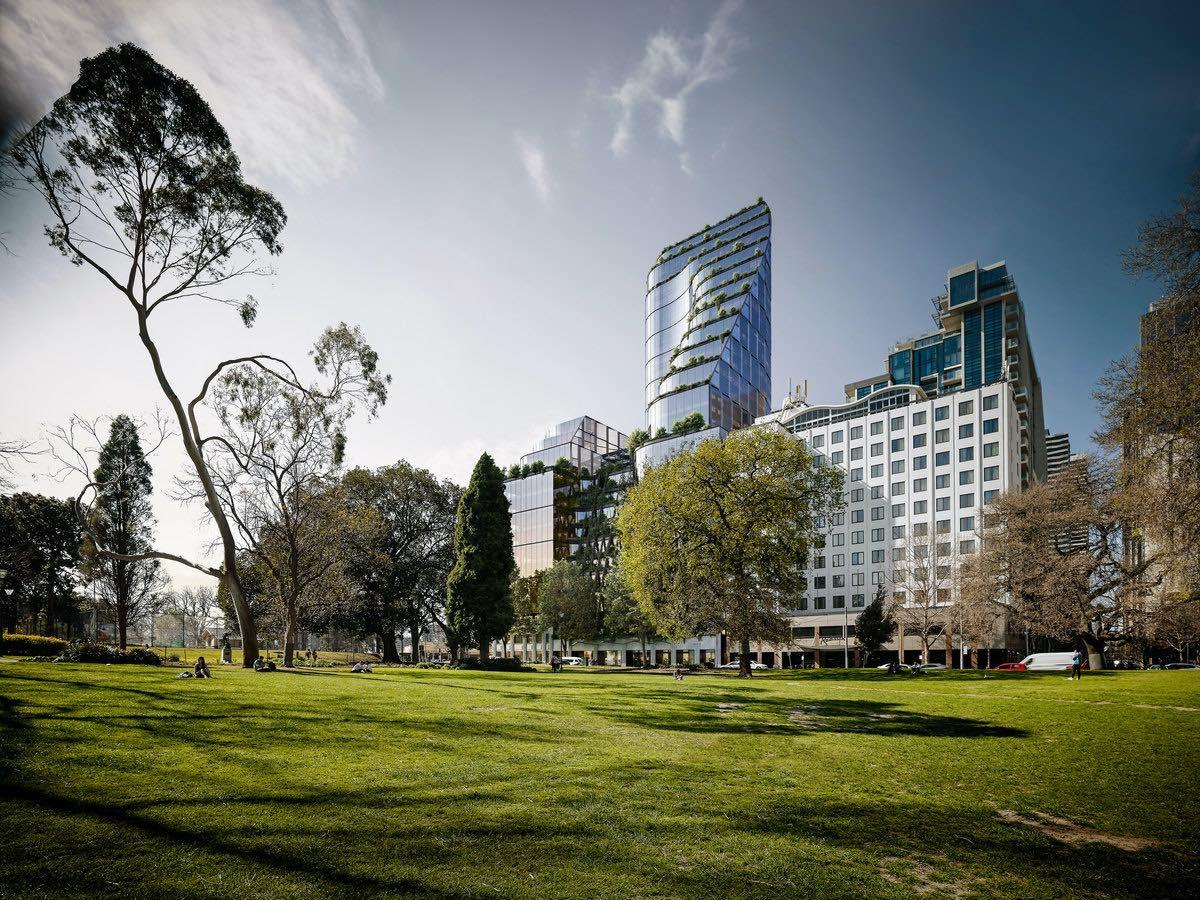 388 William Street, Melbourne by Elenberg Fraser