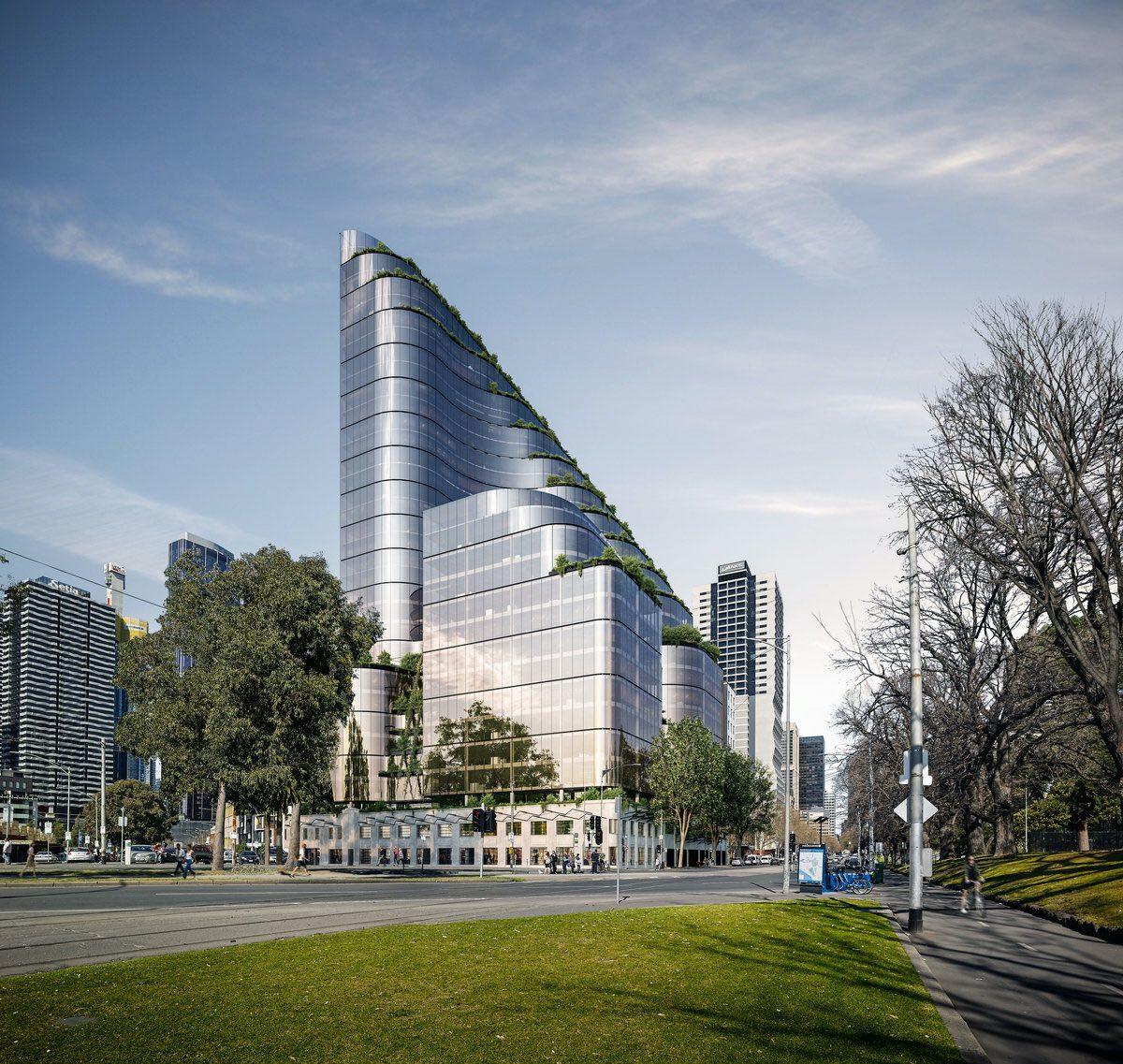 a 5 star hotel located in Melbourne