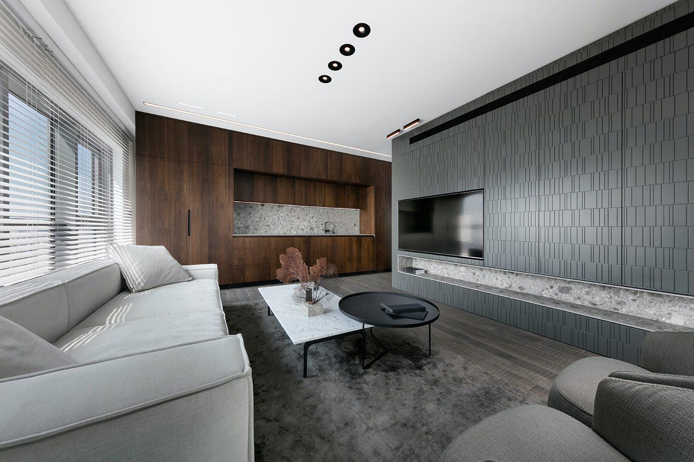 cozy living rpm with white sofa