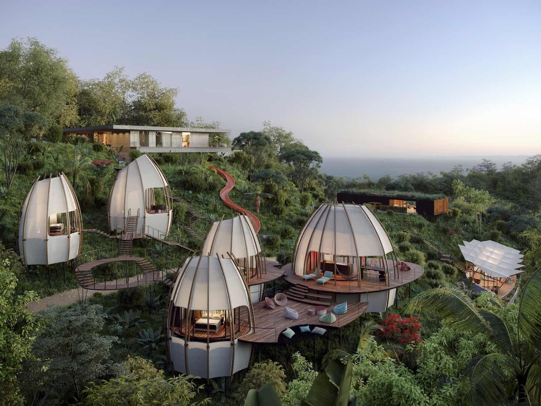 ART VILLAS retreat resort in Playa Hermosa, Costa Rica