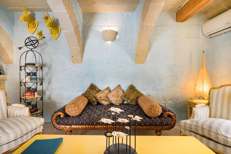 Egyptian luxury sofa