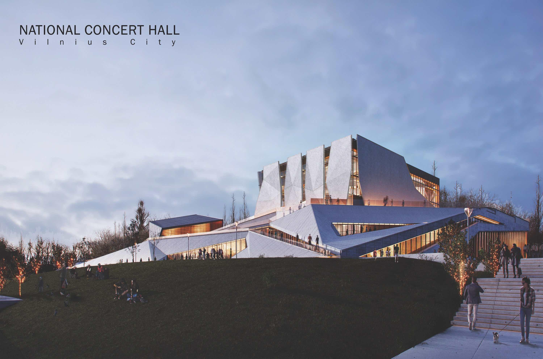 national concert hall building