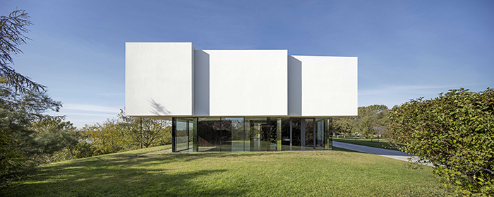 By the Way House designed by KWK Promes in Poland