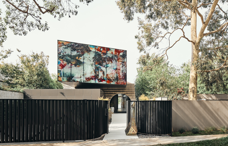 JARtB House in Melbourne, Australia by Kavellaris Urban Design (KUD)