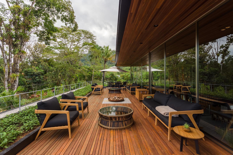 Z.C. Residence in Ubatuba, São Paulo designed by Klam Arquitetura