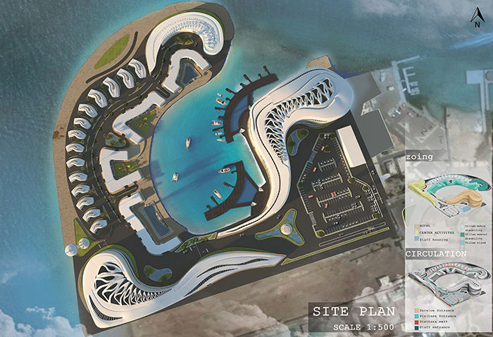 Al-Amal Tourist Resort by Maram Asiri in jeddah Saudi Arabia