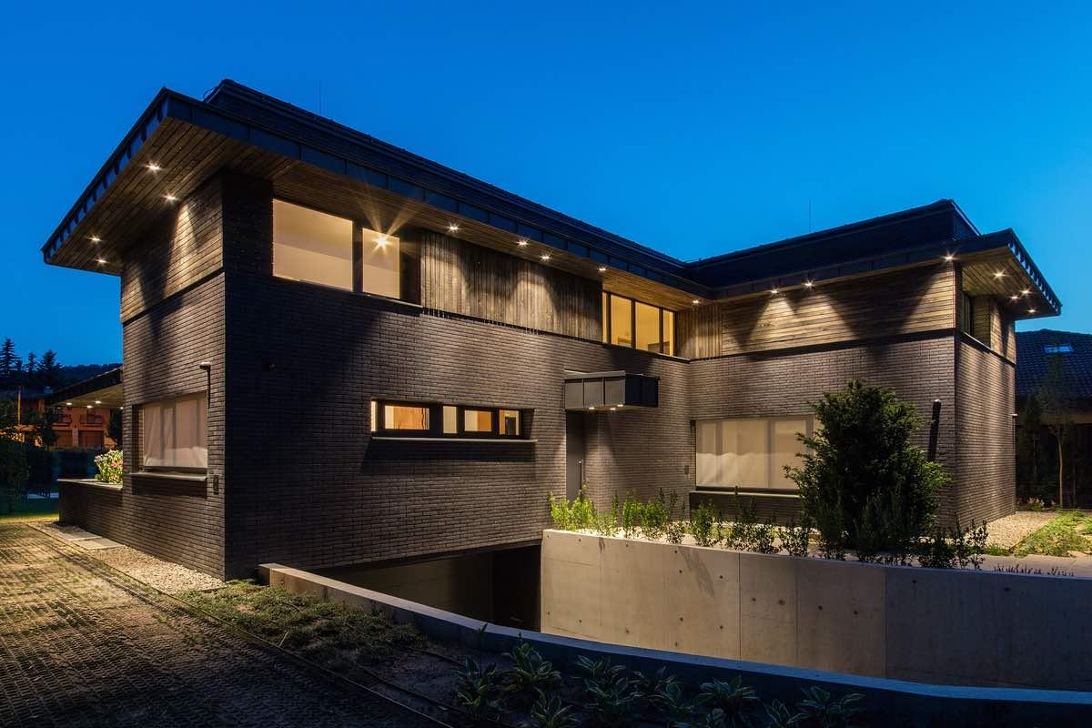 Villa Black designed by NAPUR Architects