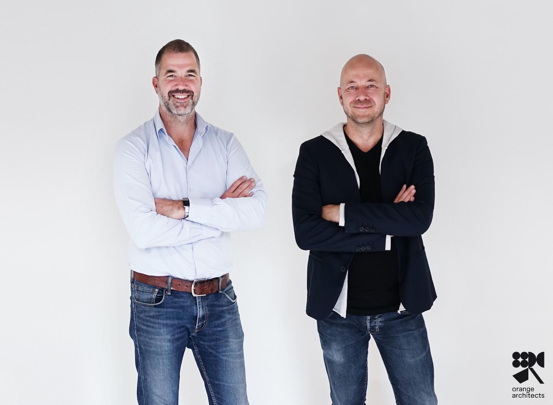 Patrick Meijers (left) and Jeroen Schipper (right)