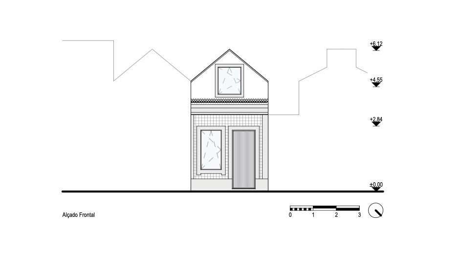 Principal facade