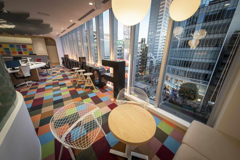 fontworks headquarter in Tokyo