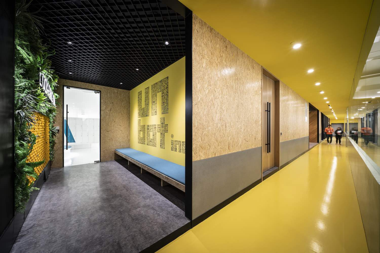 unbot inc. China Head Office by Prism Design