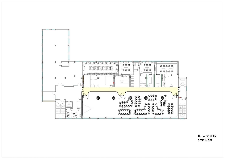 floor plan for office