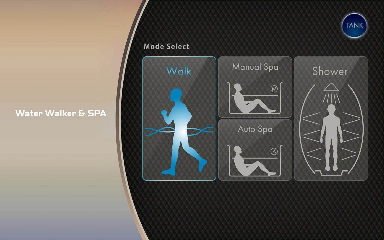 The ultimate machine for those who hope to maintain the muscular strength of legs  and lower back for their lifetime