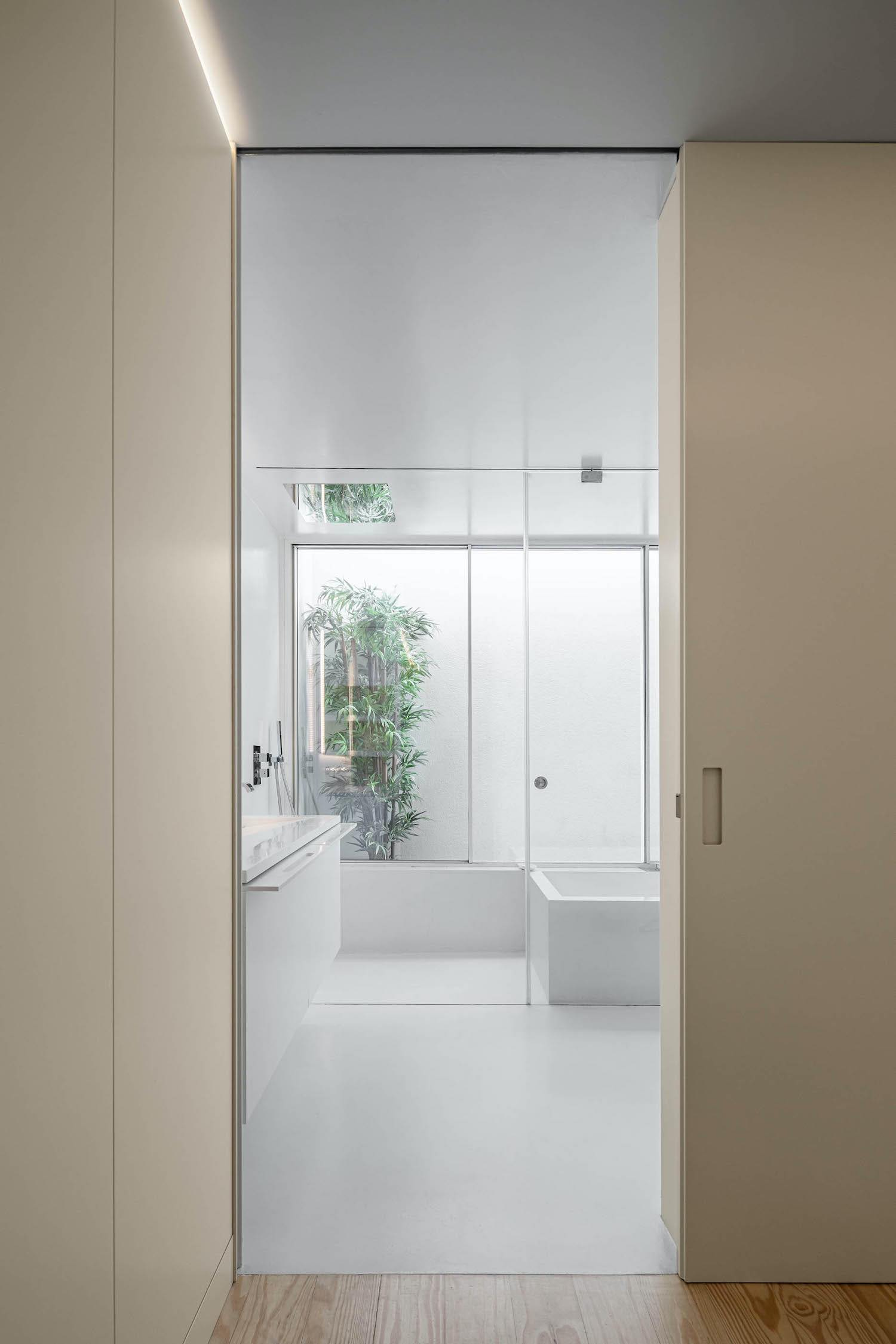 a luxury bathroom design