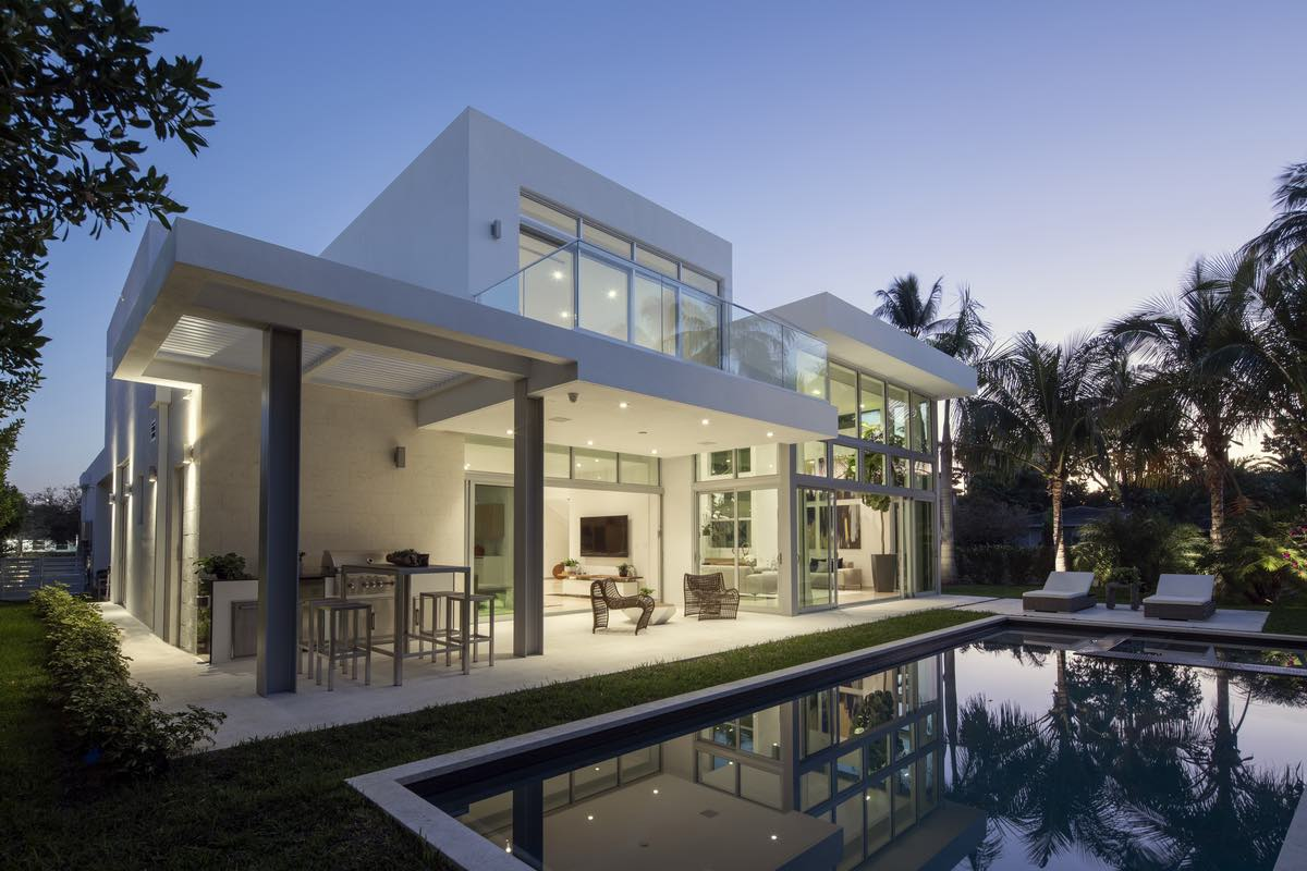 Bal Harbour Residence designed by SDH Studio Architecture + Design