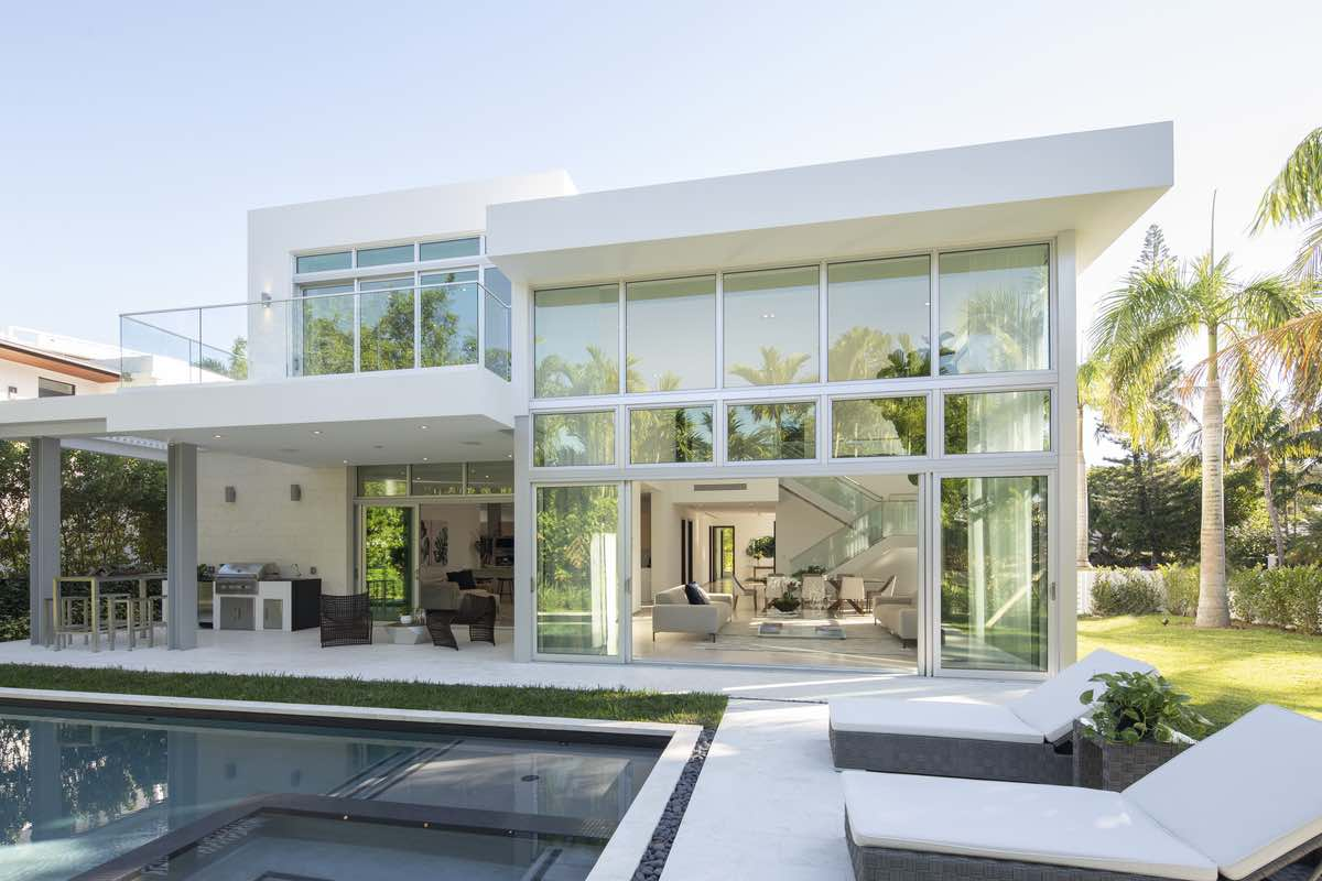 Bal Harbour Residence in Florida