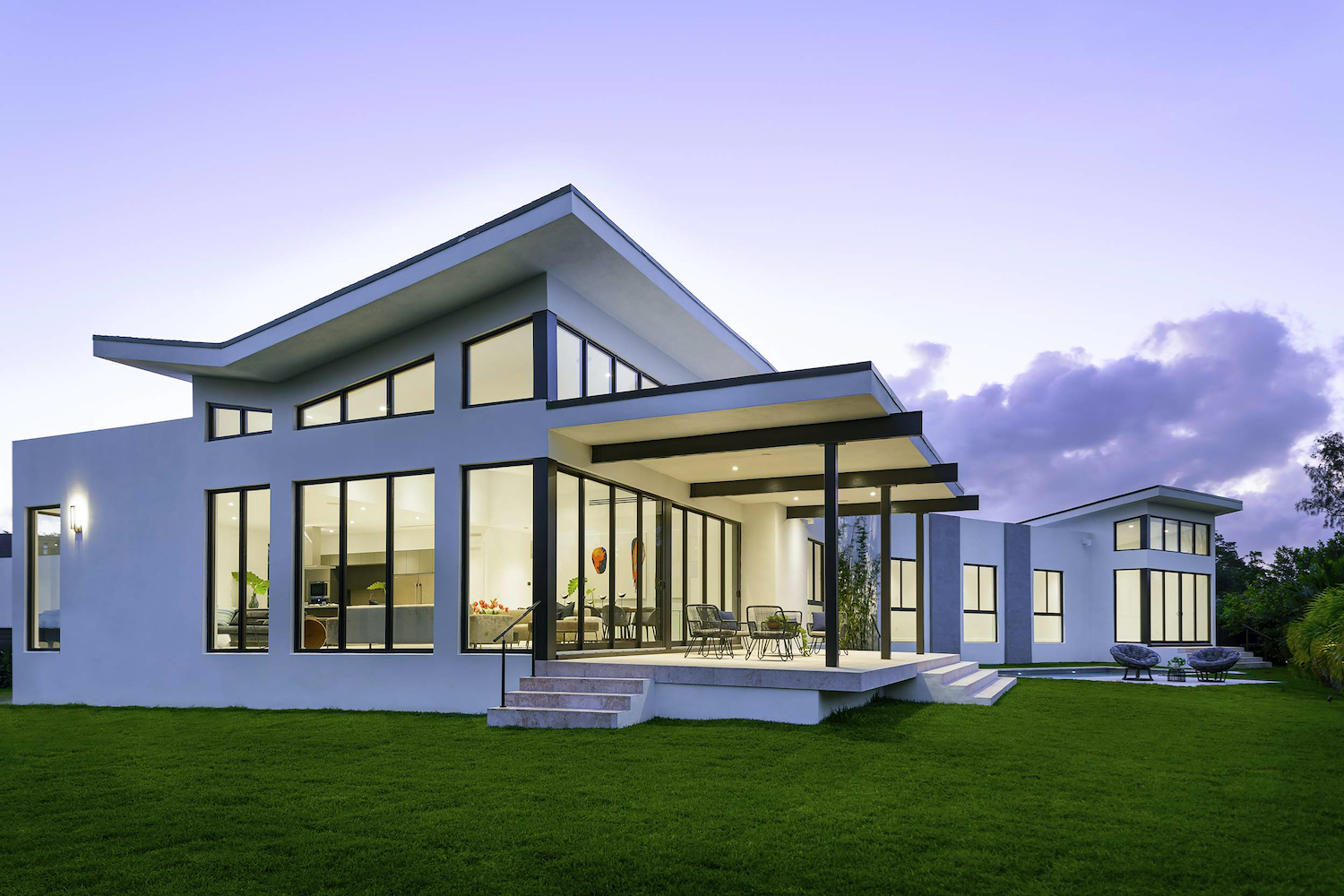 Enchanted Point in Miami, Florida by SDH Studio Architecture + Design
