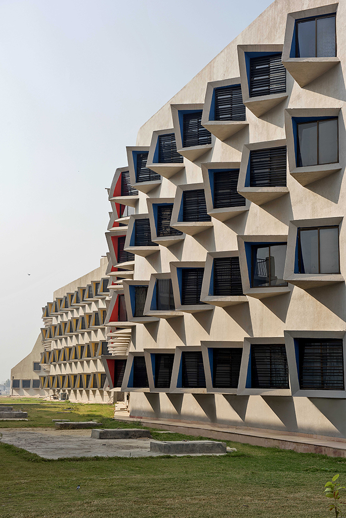 The Street by Sanjay Puri Architects in India