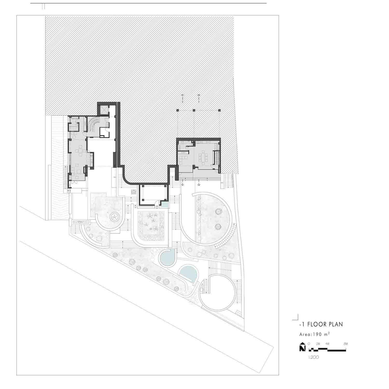 under ground floor plan