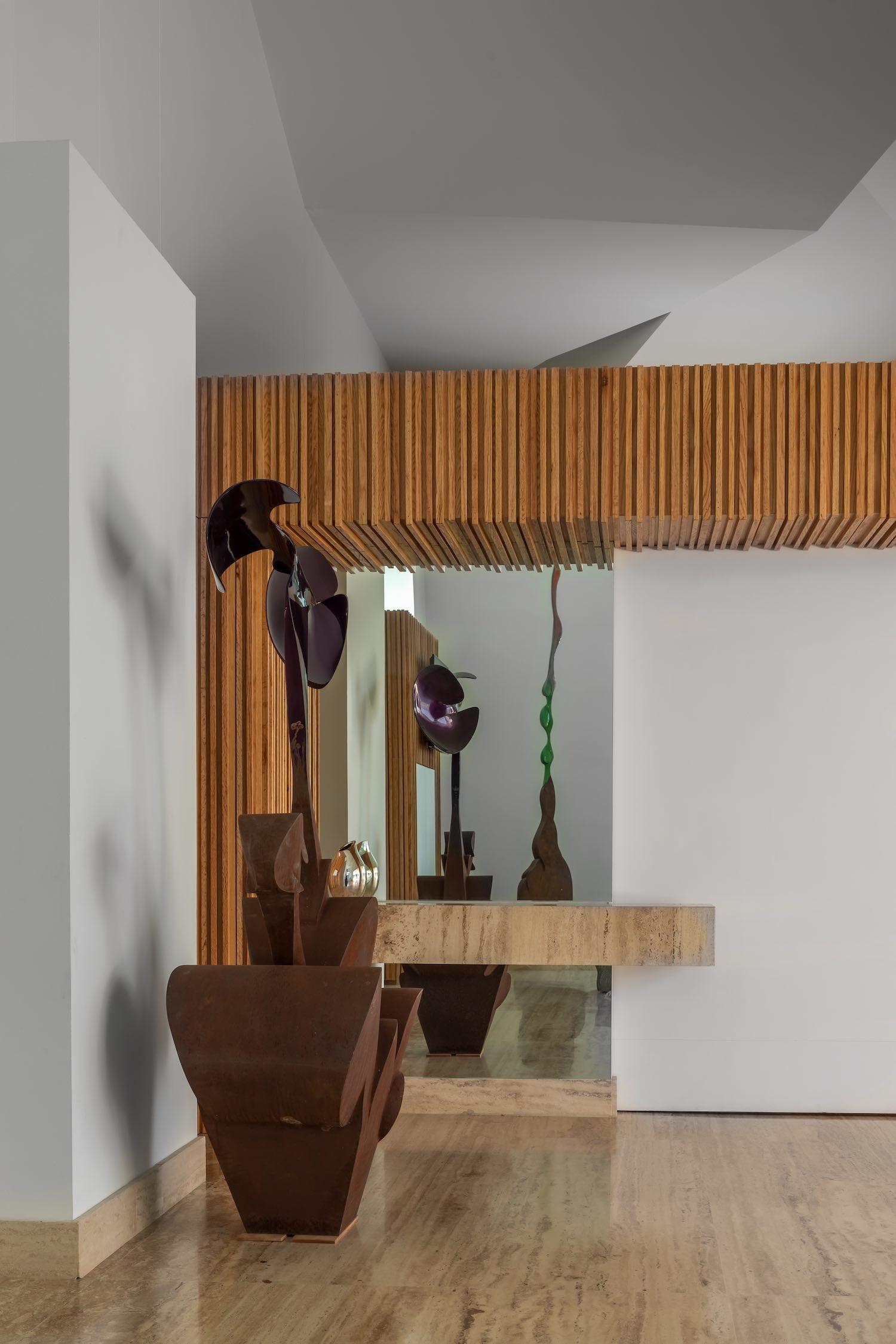 interior design with luxury furniture