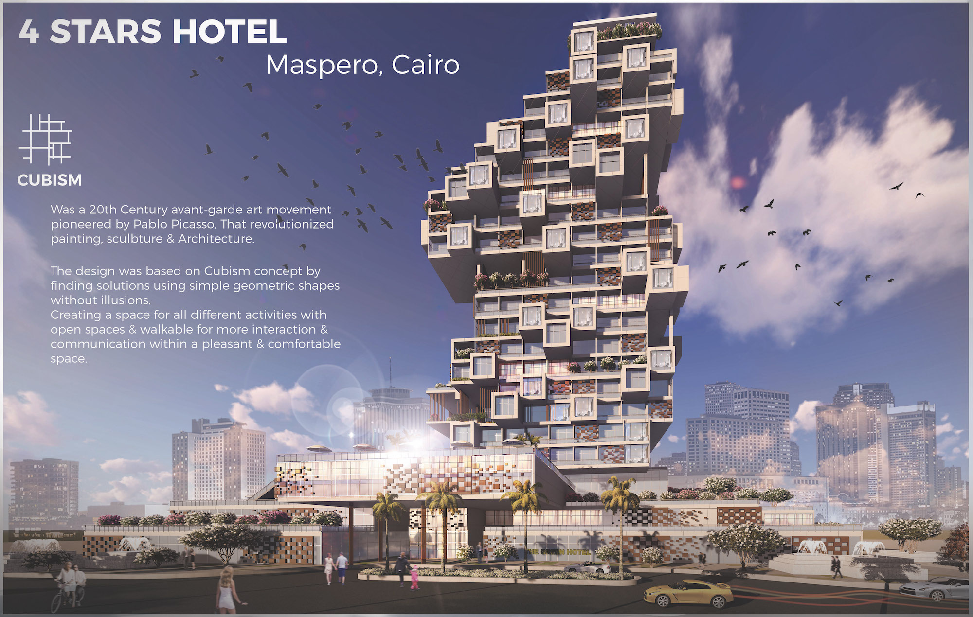 sustainable hotel in Cairo