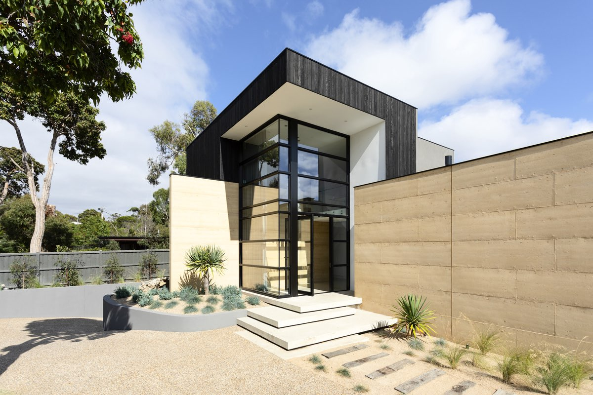 Fauconshawe Project by The Little Brick Studio in Victoria Australia