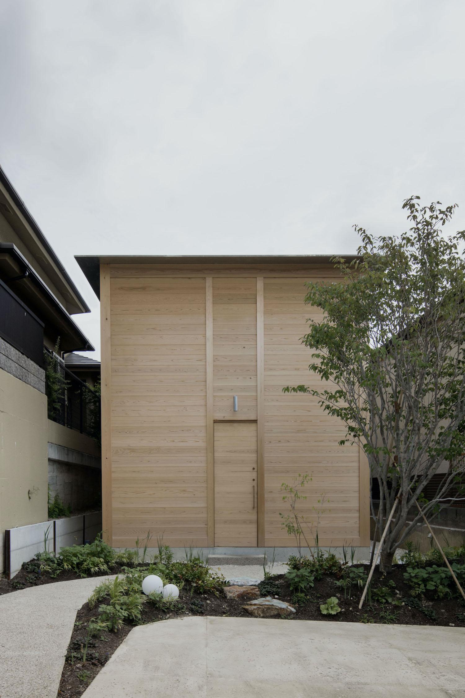 Ogimachi House in Nagoya, Japan designed by Tomoaki Uno Architects
