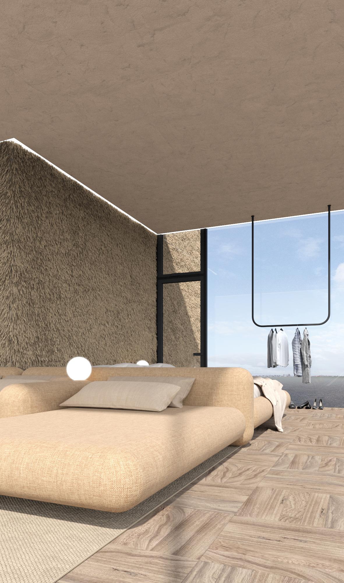 beige sofa design