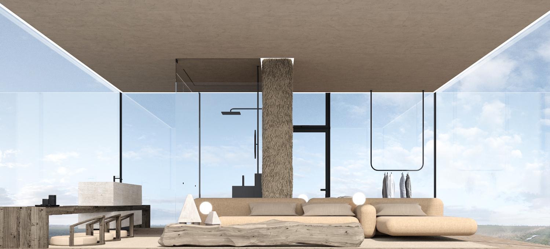 interior design rendering image
