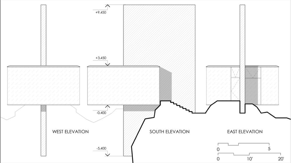 Elevation drawings