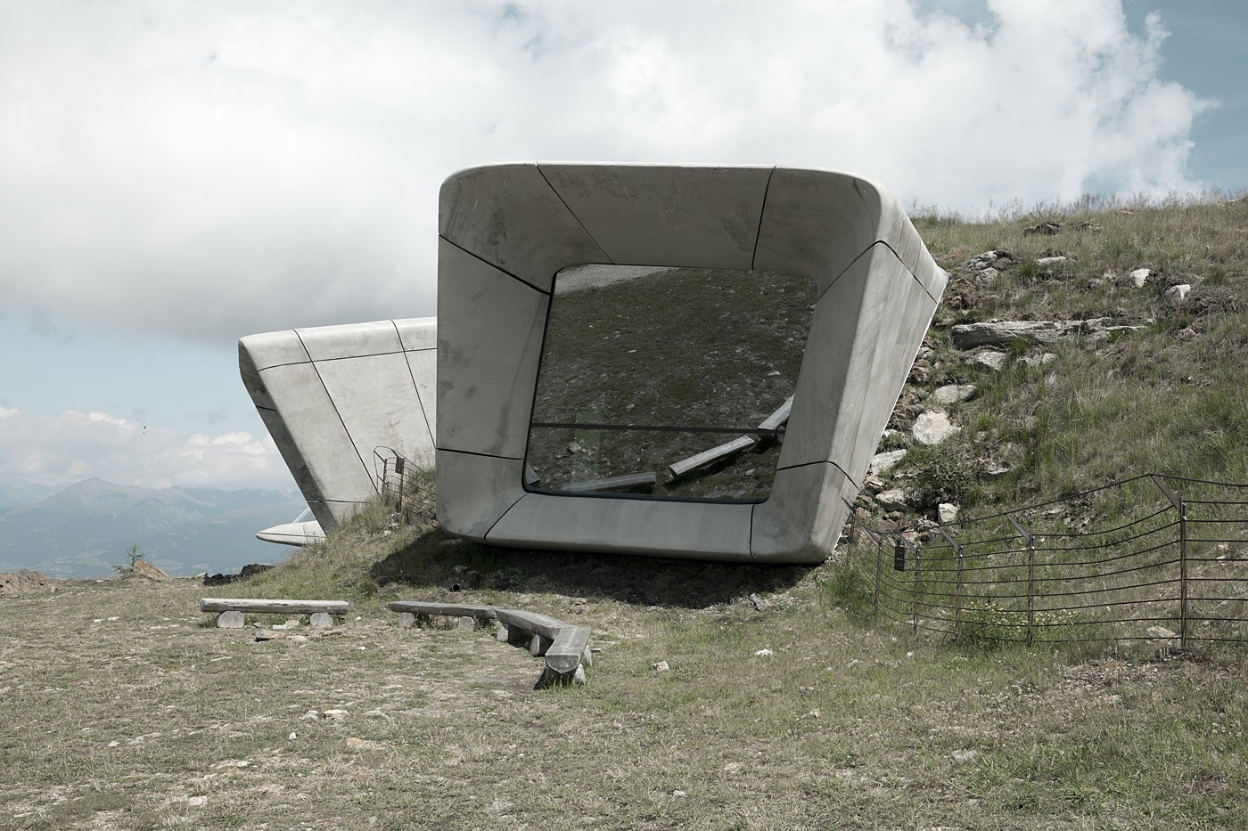 mountain museum in Italy