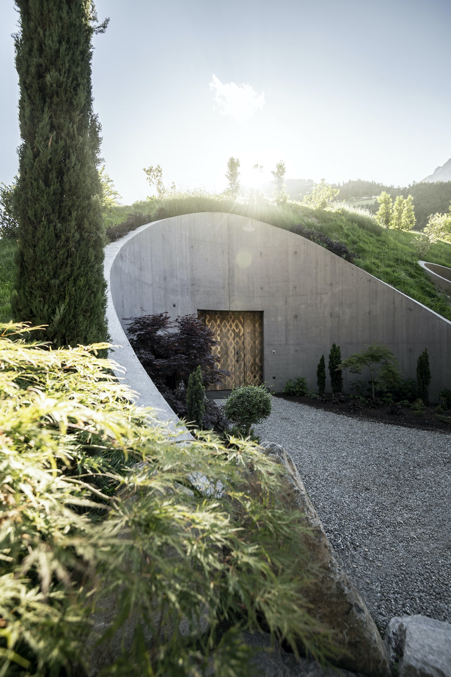 Apfelhotel Torgglerhof in  South Tyrol, Italy by noa* network of architecture