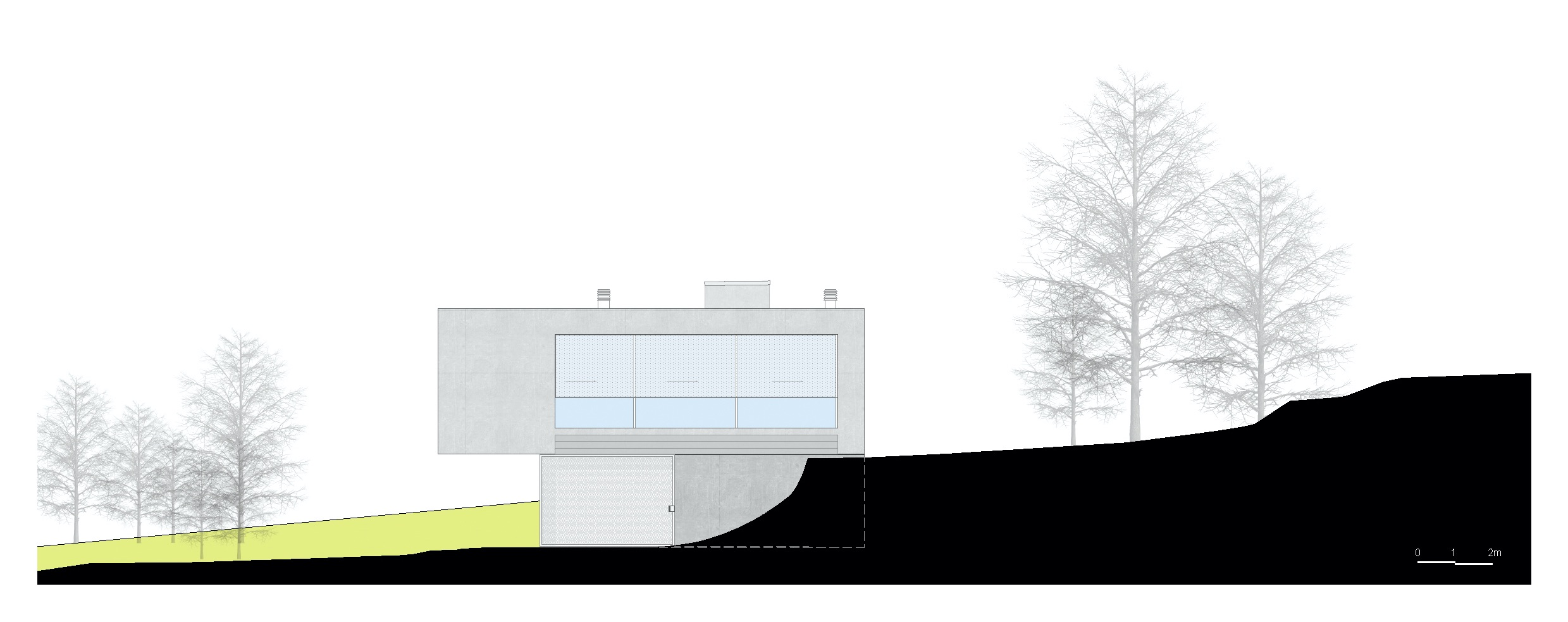 Elevation drawing