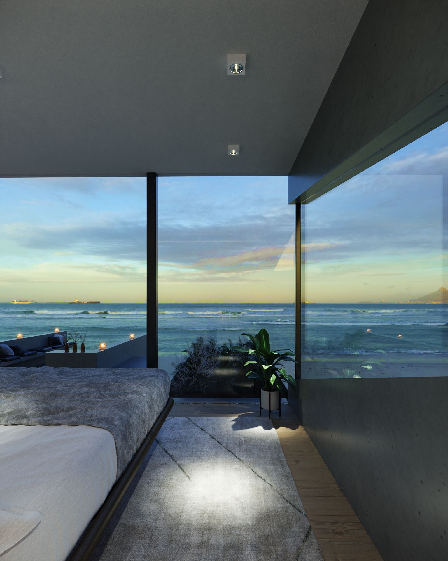 Ibiza House by Thomas Cravero / Tc.arqui|Visualization